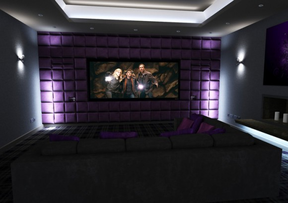 Discover Impeccable Luxury with Modern Home Theater Ideas18