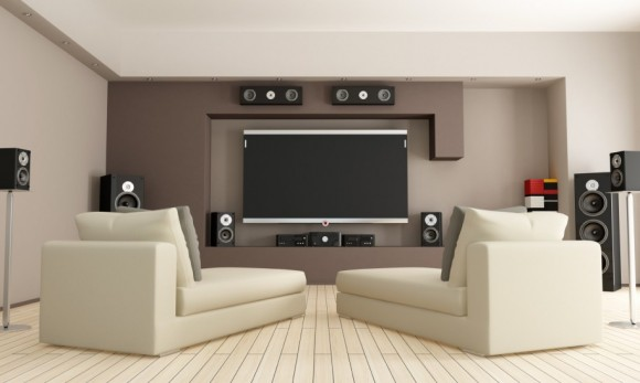Discover Impeccable Luxury with Modern Home Theater Ideas2