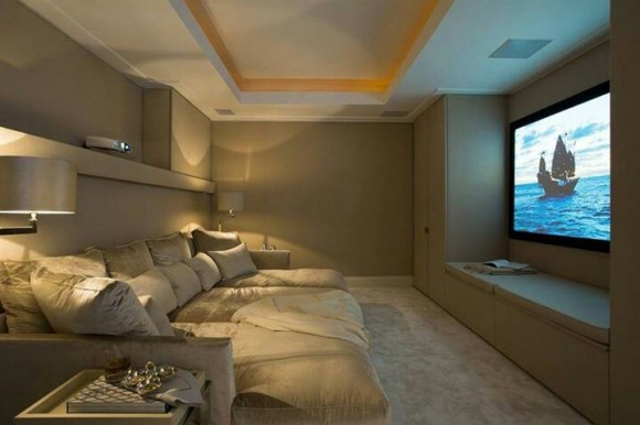 Discover Impeccable Luxury with Modern Home Theater Ideas7