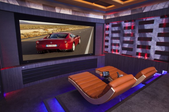 Discover Impeccable Luxury with Modern Home Theater Ideas9