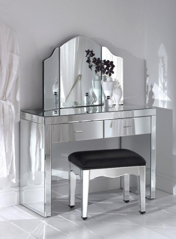 Reflective Ideas for your Home – Mirrored Furniture10