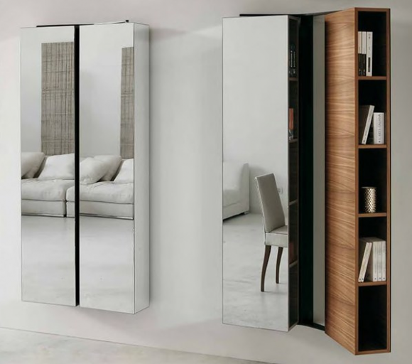 Reflective Ideas for your Home – Mirrored Furniture2
