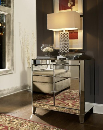 Reflective Ideas for your Home – Mirrored Furniture9