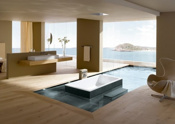 Sunken Bathtub Designs for the Modern Home18