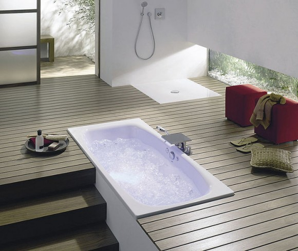 Sunken Bathtub Designs for the Modern Home19