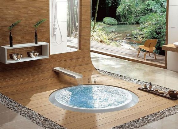 Sunken Bathtub Designs for the Modern Home3
