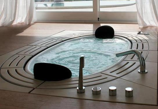 Sunken Bathtub Designs for the Modern Home5