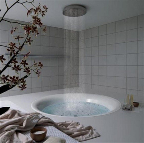 Sunken Bathtub Designs for the Modern Home6