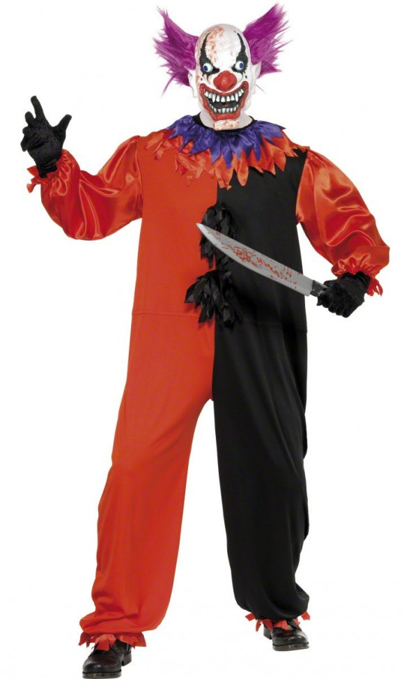 The Scariest Costumes for Halloween 201411