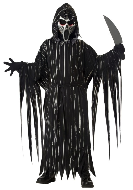 The Scariest Costumes for Halloween 20143