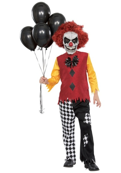 The Scariest Costumes for Halloween 20144