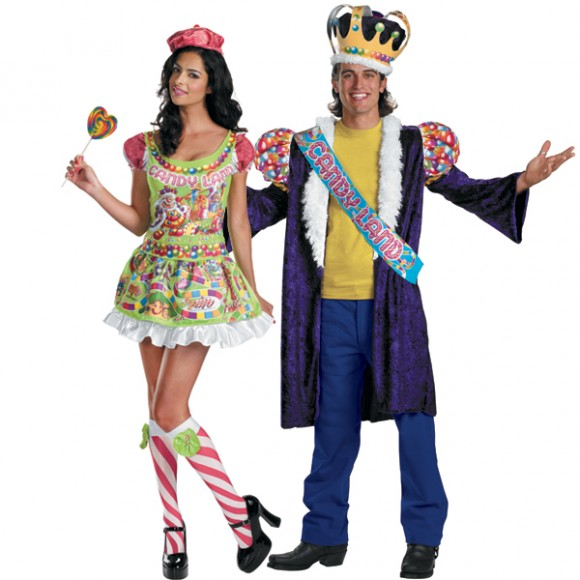 Top 8 Creative Ideas for the Best Couples' Halloween Costumes2