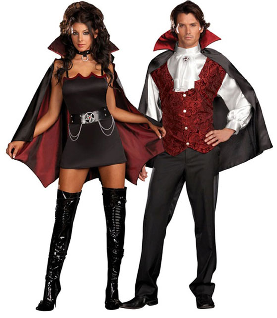 Top 8 Creative Ideas for the Best Couples' Halloween Costumes4
