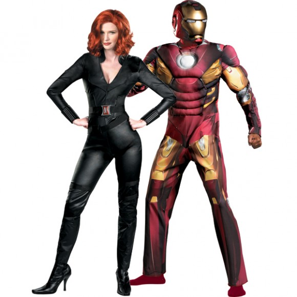 Top 8 Creative Ideas for the Best Couples' Halloween Costumes7