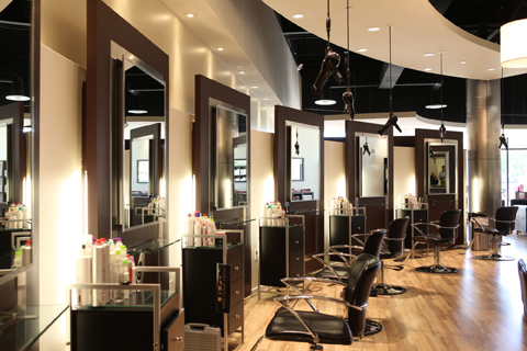 Paul mitchell 39 s salon for A paul mitchell salon