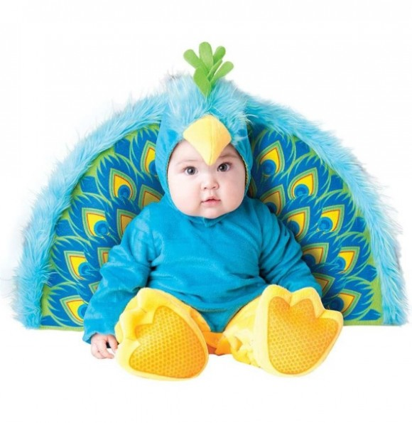 InCharacter Costumes, LLC Precious Peacock