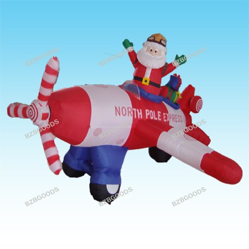 Christmas lawn Inflatables11