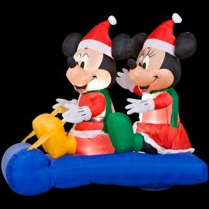 Christmas lawn Inflatables3
