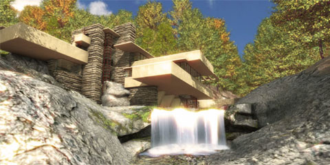 fallingwater-animation