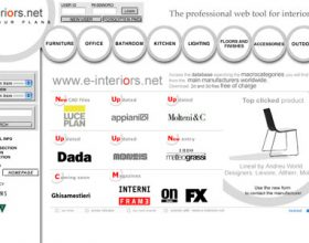 Make your plans with e-interiors.net